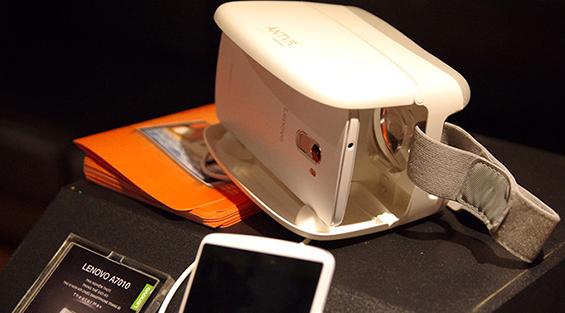 Đánh giá kính thực tế ảo Lenovo ANTVR