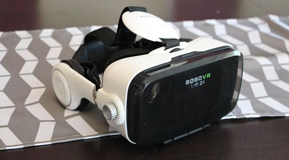 tìm hiểu về kính thực tế ảo