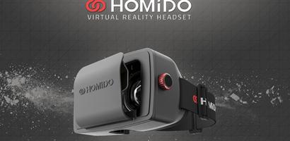 Đánh giá kính thực tế ảo Homido