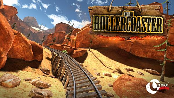 Game Roller Coaster VR 1