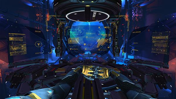 Game Space Stalker VR 1
