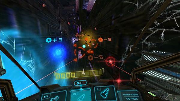 Game Space Stalker VR 2