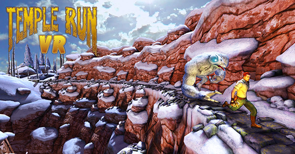 Game Temple Run VR 1