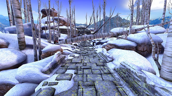 Game Temple Run VR 2