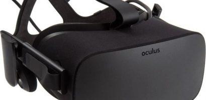 Đánh giá kính thực tế ảo Oculus Rift