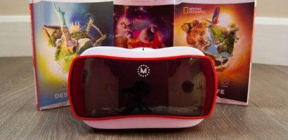 Đánh giá kính thực tế ảo Mattel View-Master VR