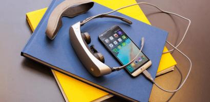 Đánh giá kính thực tế ảo LG VR 360