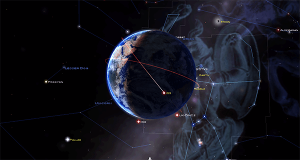 ung-dung-star-chart-vr