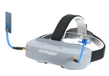 Đánh giá kính thực tế ảo Goggles AOMWAY