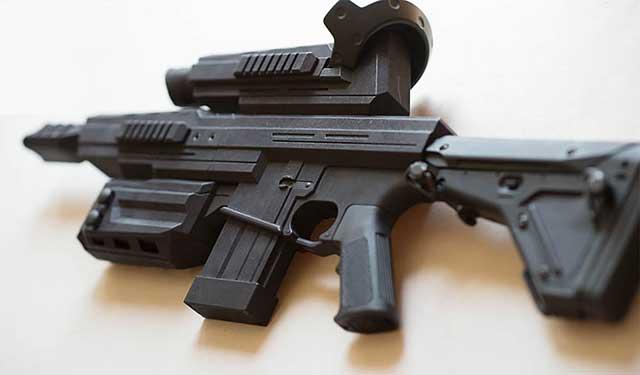 hình ảnh về mẫu gun vr15