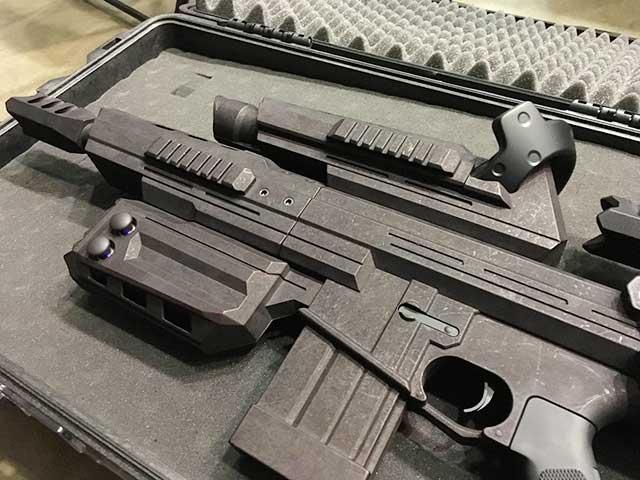 súng thực tế ảo vr15