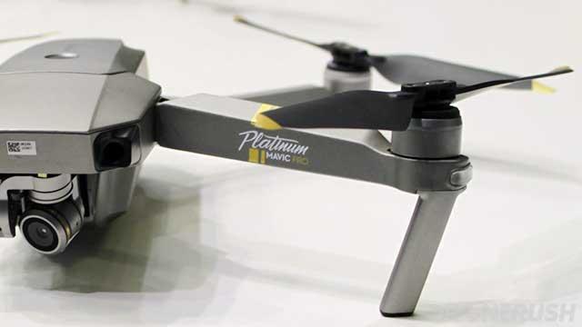 Dji Mavic Pro Platinum flycam