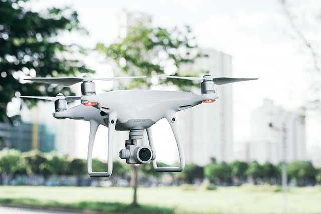 đánh giá chất lượng flycam