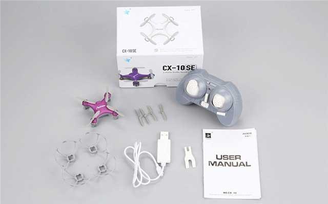 drone cs 10se