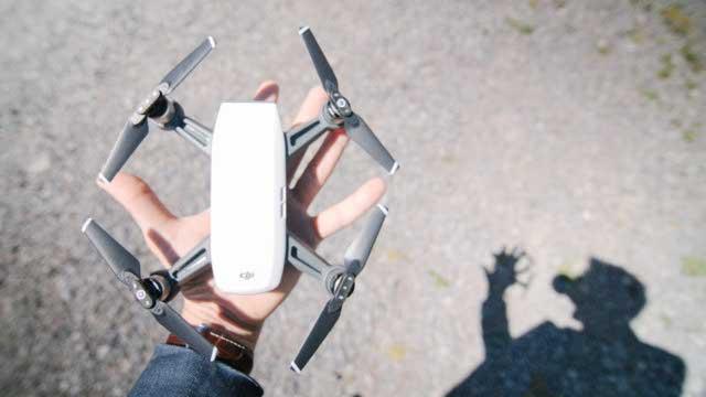 hình ảnh flycam