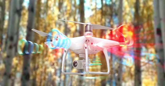 lựa chọn flycam nào tốt nhất