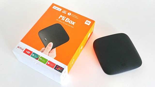 revỉew sản phẩm xiaomi mibox 4k