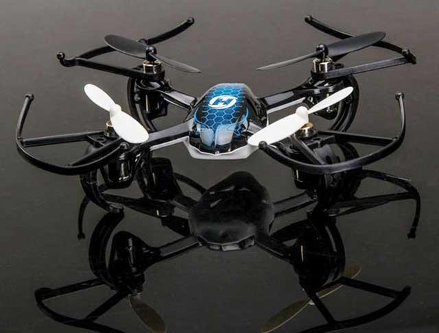 top 4 thiết bị drone mini