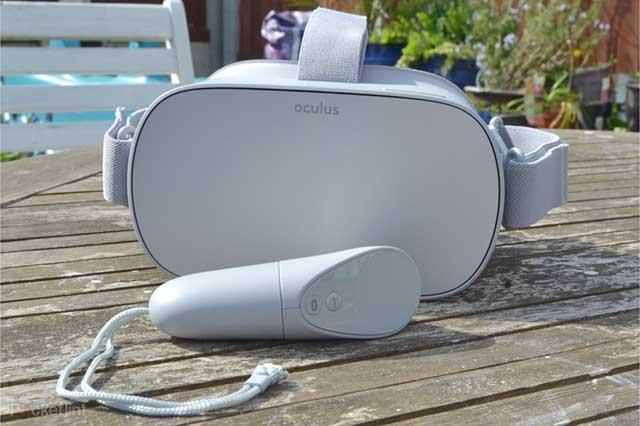 đánh giá kính thực tế ảo oculus