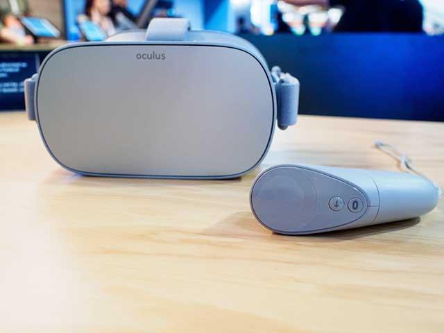 kính thực tế ảo oculus
