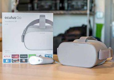 Đánh giá kính thực tế ảo Oculus GO 32GB và 64GB