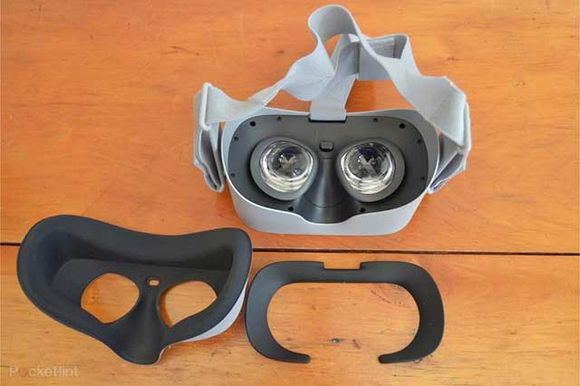 đánh giá thấu kính oculus