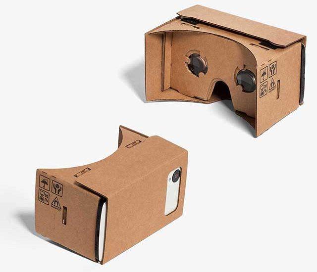 kính google cardboard