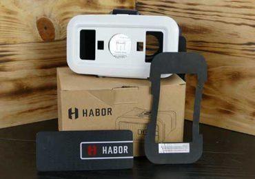 Đánh giá kính thực tế ảo Habor 3D