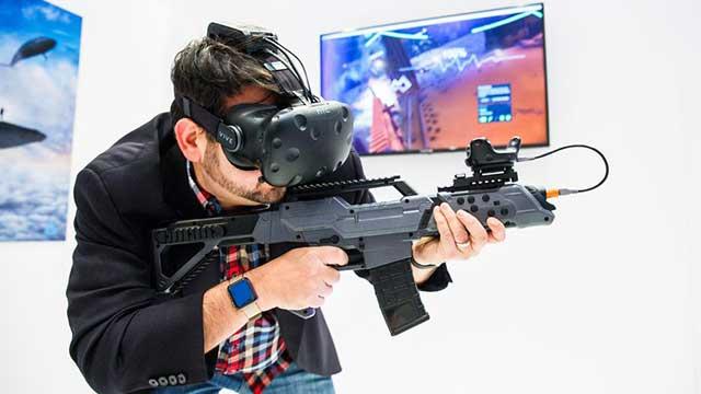 kính thực tế ảo 2019