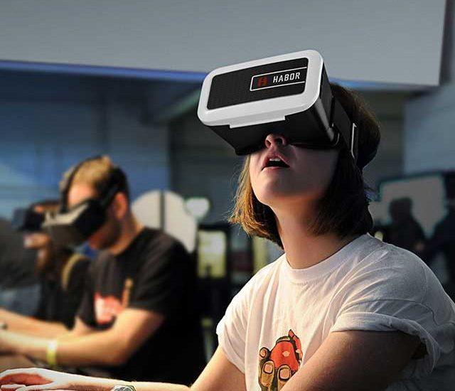 kính thực tế ảo habor
