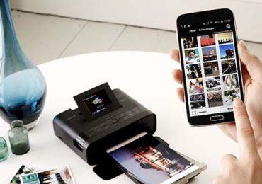 Đánh giá máy in ảnh Canon Selphy CP1200