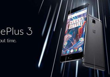OnePlus 3: Thiết kế kim loại nguyên khối, cấu hình khủng