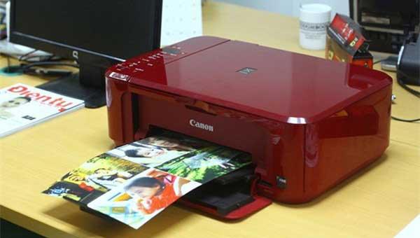 sản phẩm máy in Canon