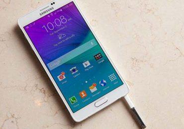 Samsung Galaxy Note 4 – Siêu phẩm sang trọng và mạnh mẽ