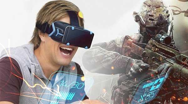 Bảo vệ mắt khi dùng kính thực tế ảo