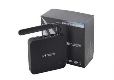 Đánh giá Android TV Box MBox Q8
