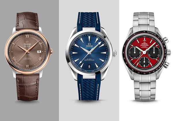Chi tiết đồng hồ Emega