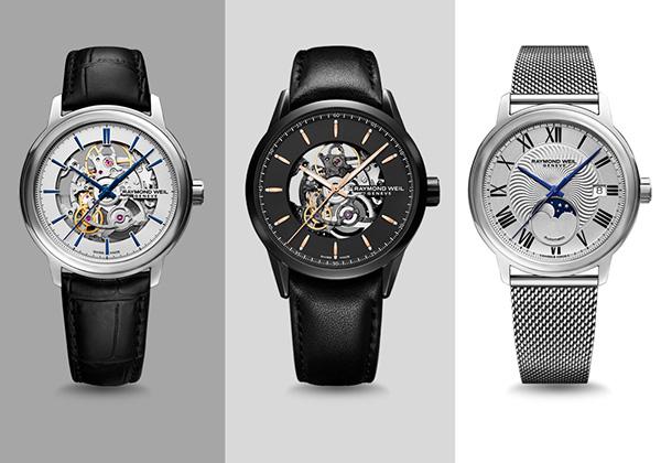 Đồng hồ nam Raymond Weil
