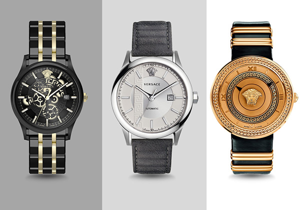 Đồng hồ nam Versace