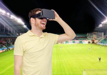 Xem cup C1 Châu Âu bằng kính thực tế ảo