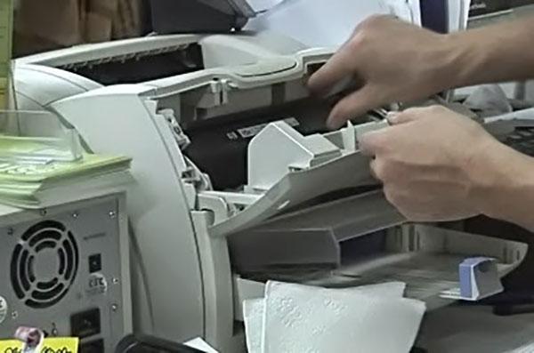 tìm hiểu về lỗi máy in