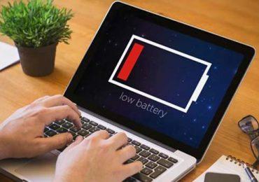 Một số mẹo giúp phục hồi pin laptop
