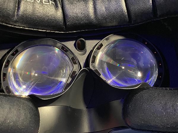 Đánh giá Kính thực tế ảo thiết kế của HTC Vive Pro Eye