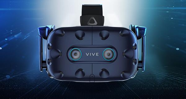 Kính thực tế ảo thiết kế của HTC Vive Pro Eye