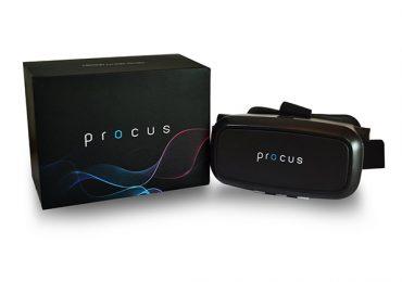 Đánh giá kính thực tế ảo Procus VR
