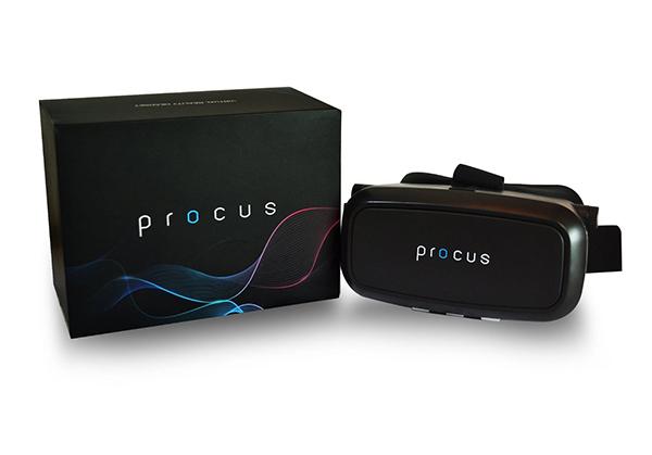 Khui hộp kính Procus VR