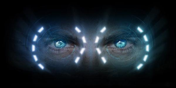 Theo dõi mắt với HTC Vive Pro Eye