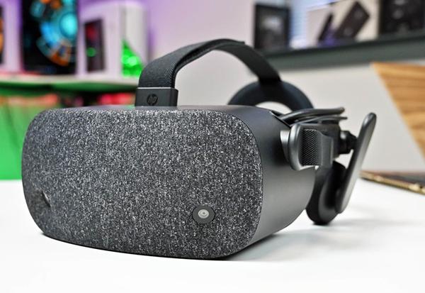 Thiết kế của kính thực tế ảo HP Reverb