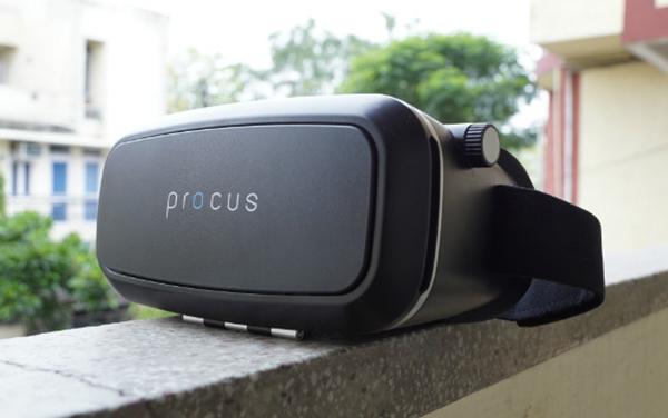 Tìm hiểu về kính thực tế ảo Procus VR