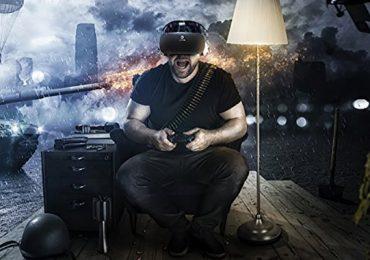 Đánh giá kính thực tế ảo Destek V4